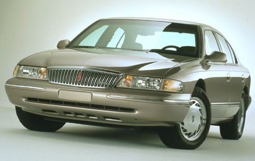1996 Lincoln Continental  exterior #1