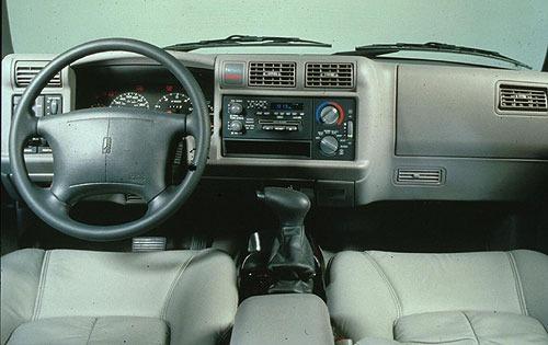 Oldsmobile Bravada 1996 1996 Oldsmobile Bravada 4