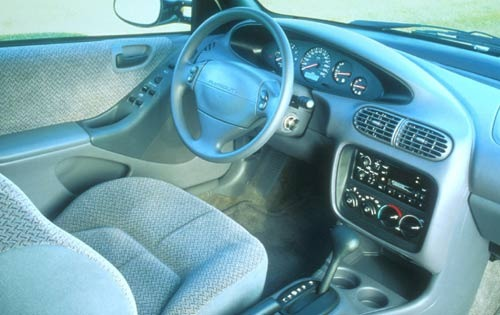 1996 Plymouth Breeze 4 Dr interior #7