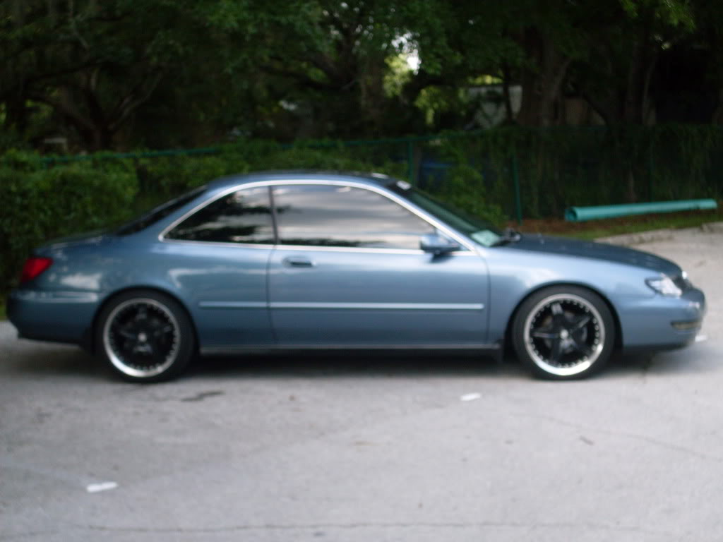 1997 Acura Cl Image 11