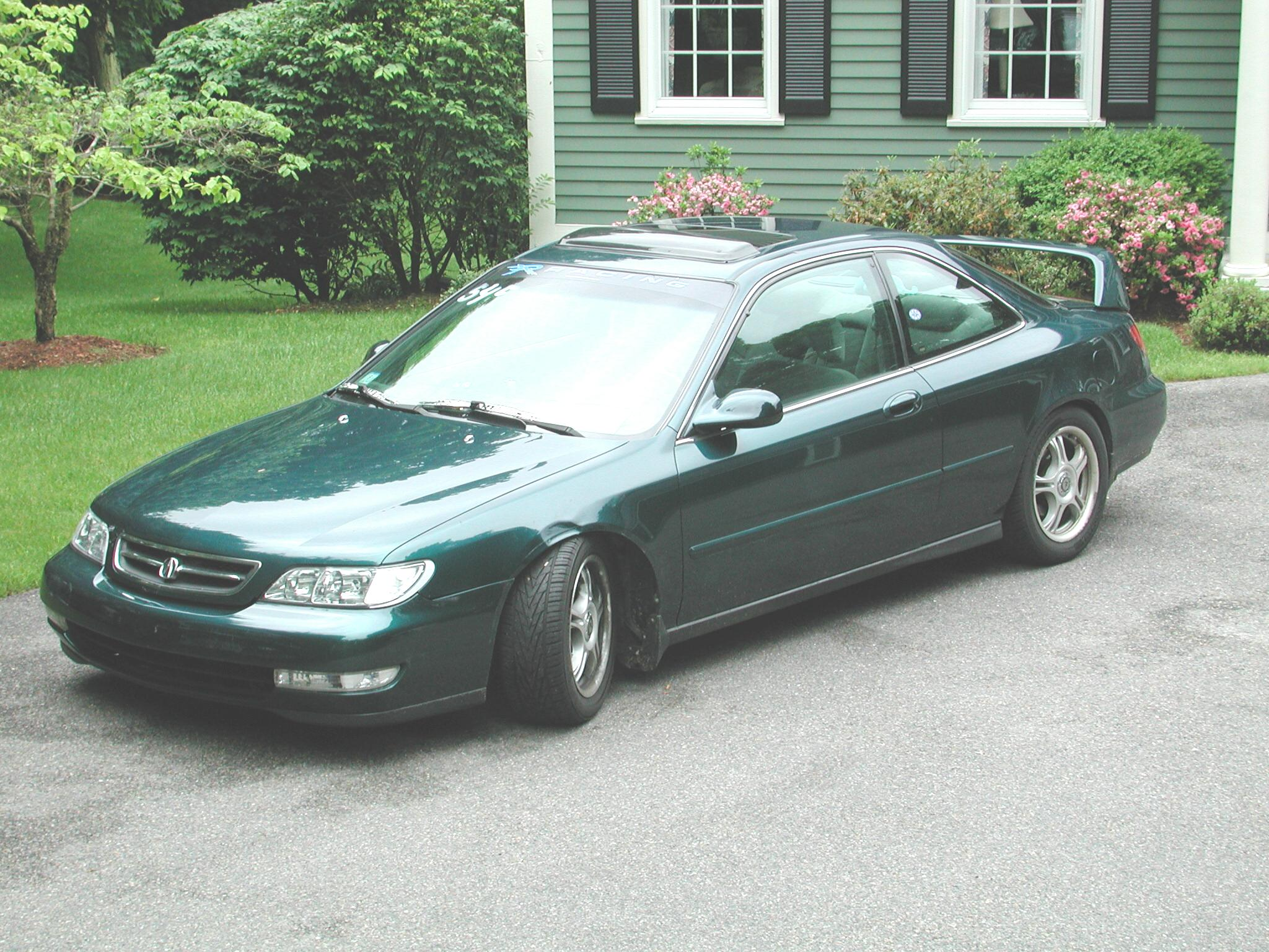 1997 Acura Cl Image 5