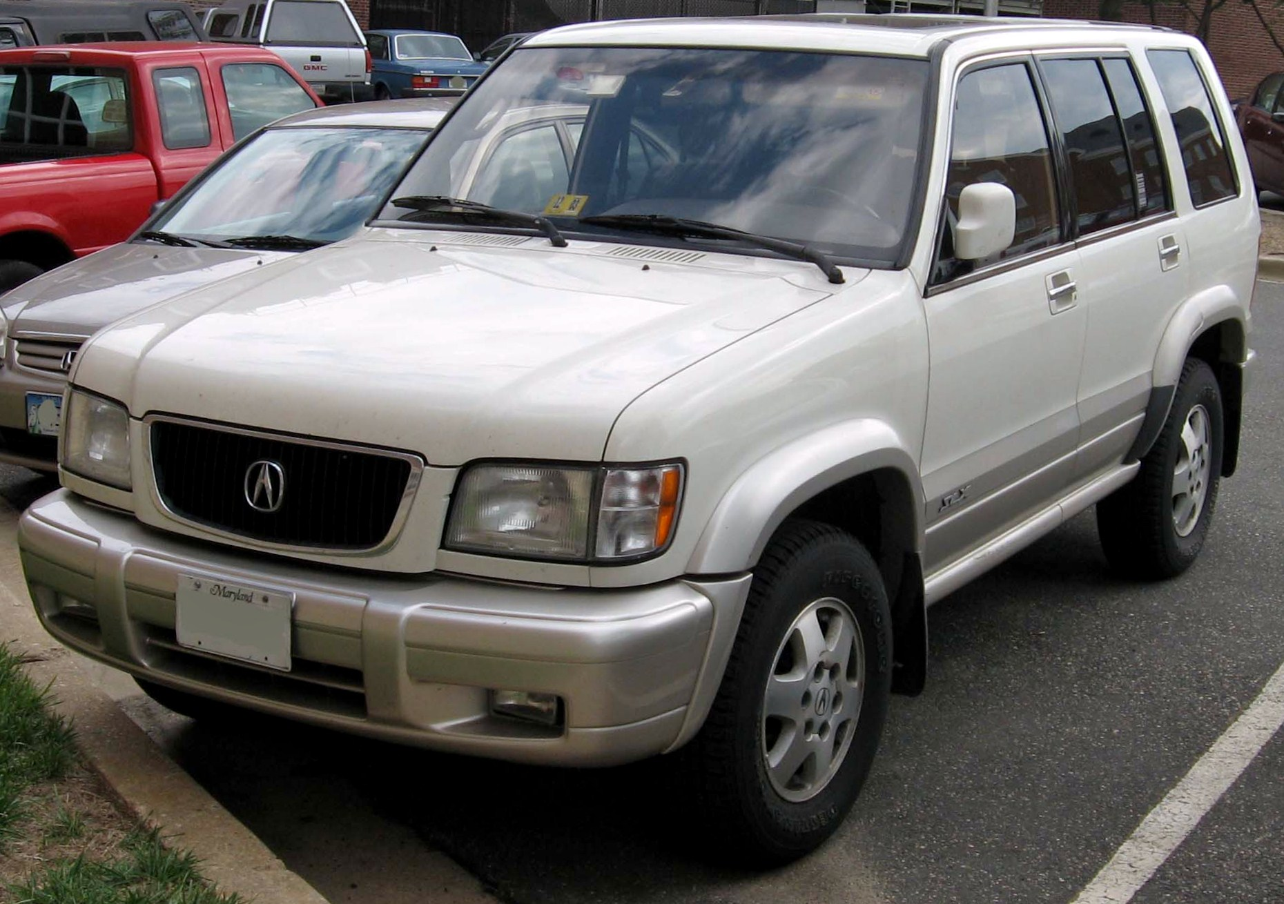 1997 Acura Slx Information And Photos Zombiedrive - Wiring Diagram