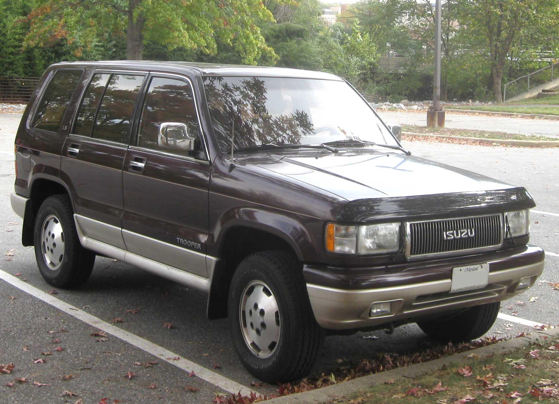 1997 Acura SLX #6 Acura SLX #6