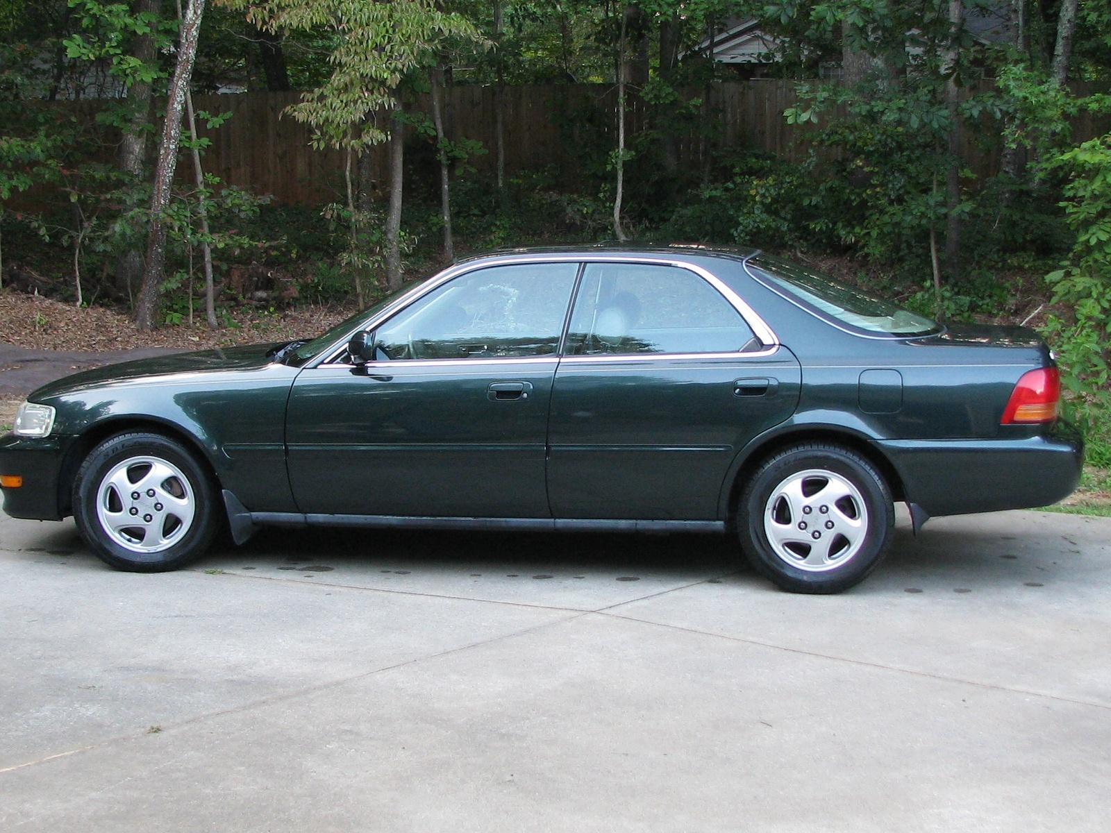 1997 Acura Tl >> 1997 ACURA TL - Image #9