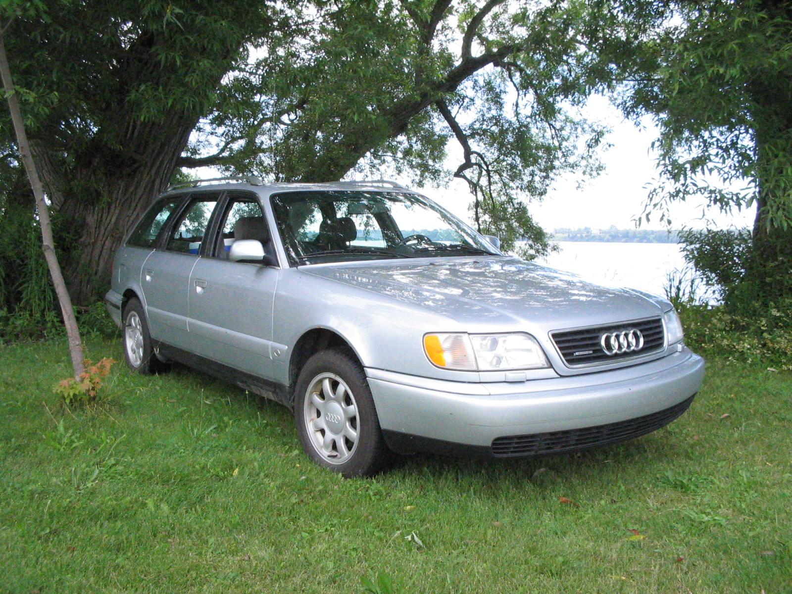1997 Audi A6 Image 12