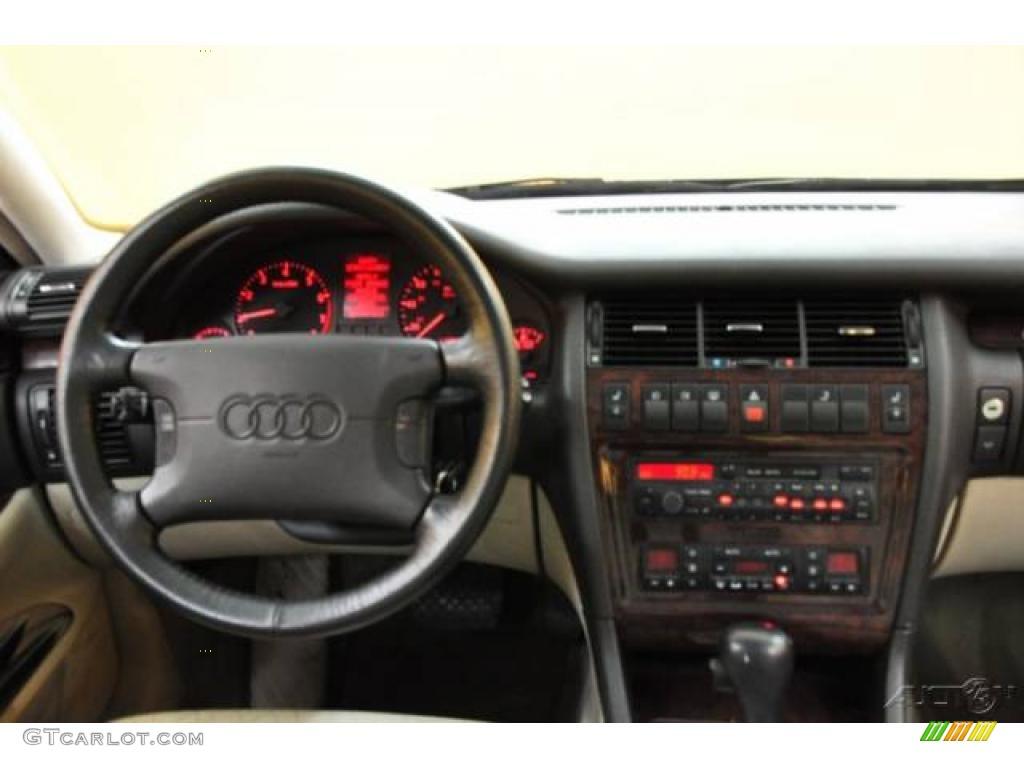1997 Audi A8 Image 2