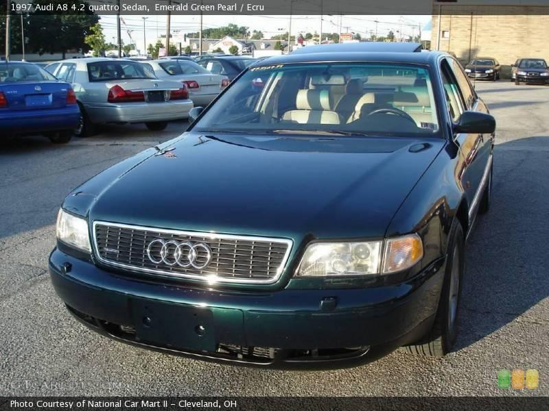1997 Audi A8 Image 3