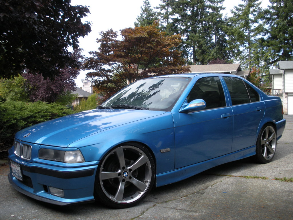 1997 Bmw 3 Series Image 18