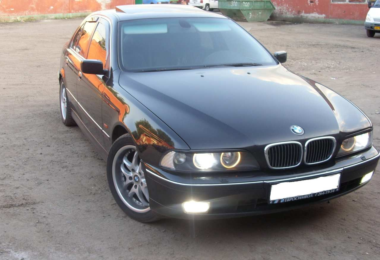 1997 Bmw 5 Series Image 12