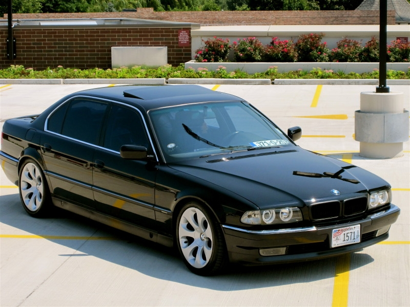 1997 Bmw 7 Series Image 10
