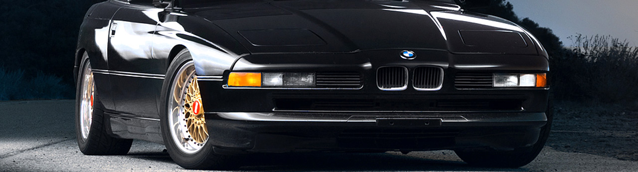 1997 Bmw 8 Series Image 7