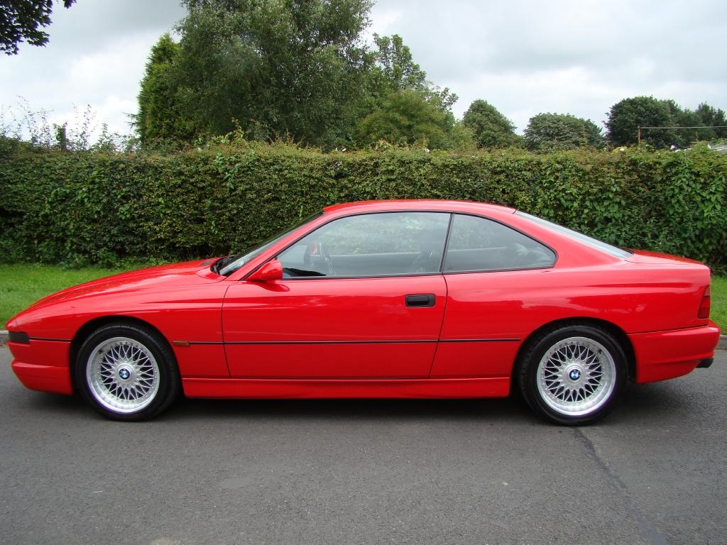 1997 BMW 8 SERIES - Image #11