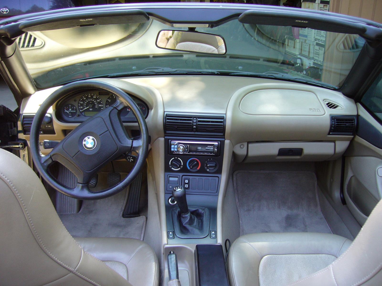 1997 Bmw Z3 Image 17