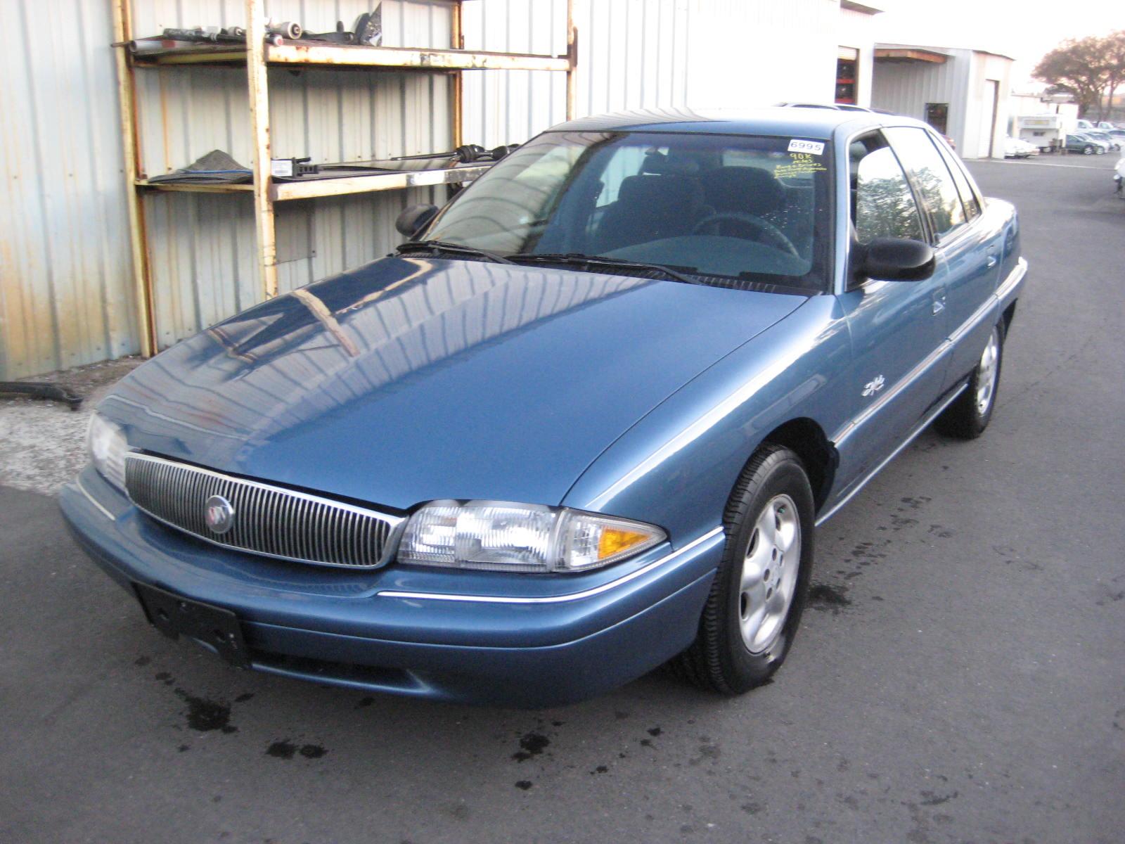 1997 Buick Skylark Image 12