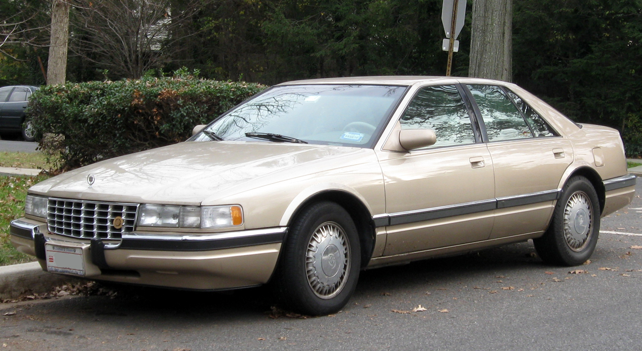 1997 Cadillac Seville Information And Photos Zombiedrive Engine Diagrams 11