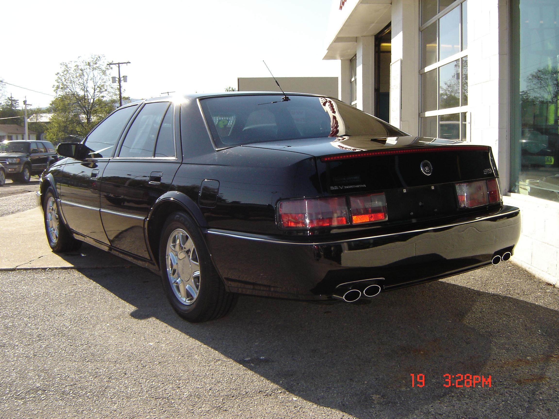 1997 Cadillac Seville 15