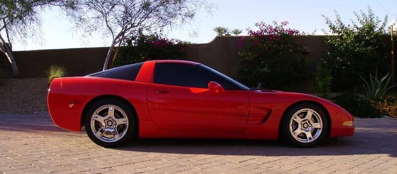 1997 Chevrolet Corvette Image 6