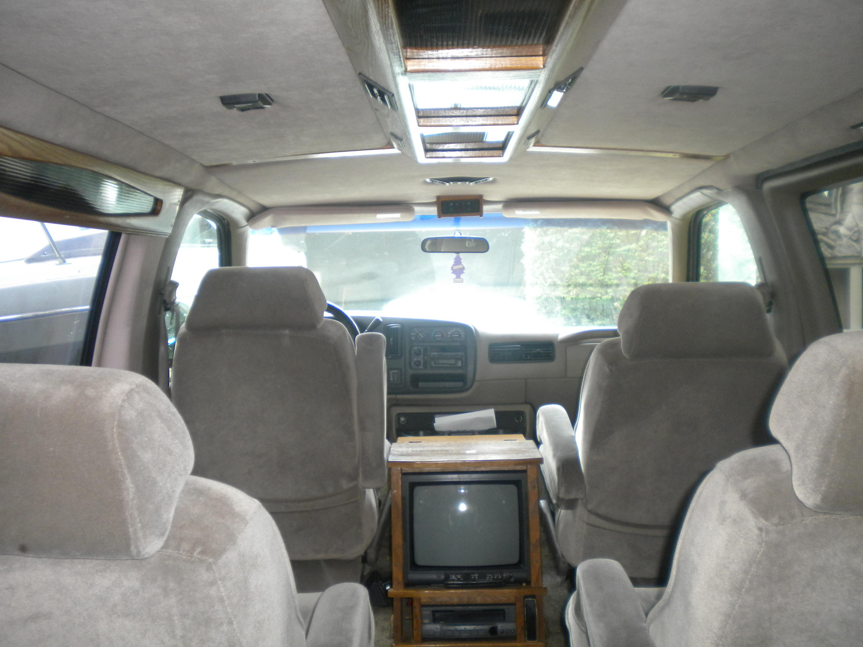 1997 chevrolet express 8 chevrolet express 8