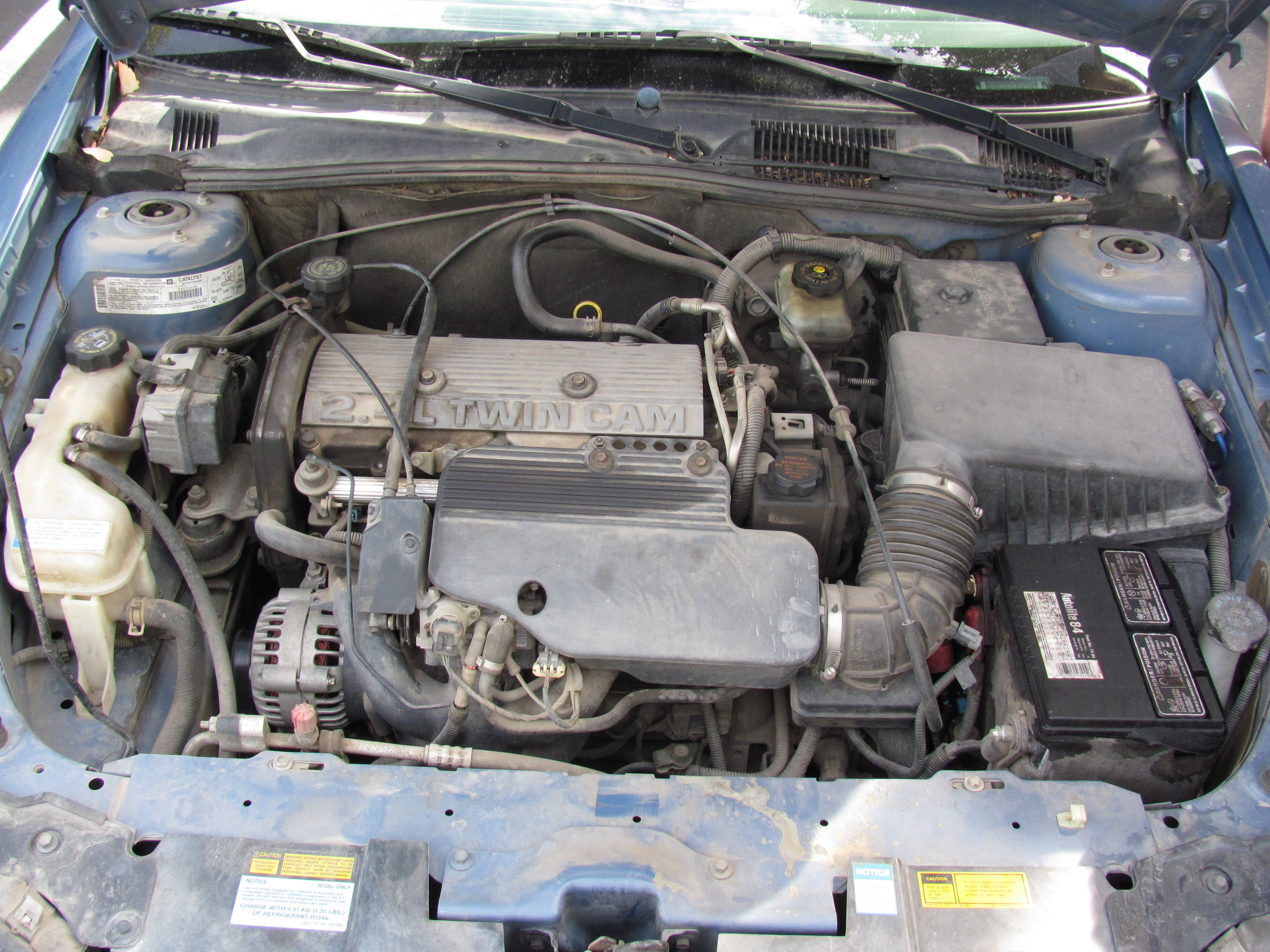 1997 Chevrolet Malibu Information And Photos Zomb Drive