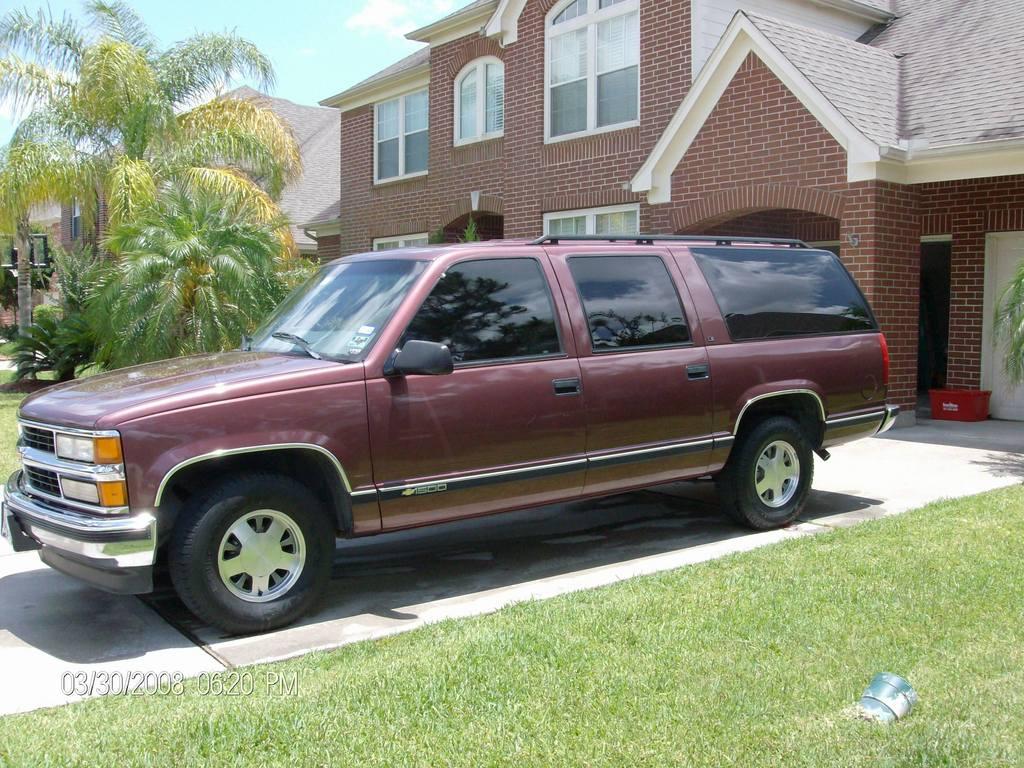1997 chevrolet suburban 8 chevrolet suburban 8