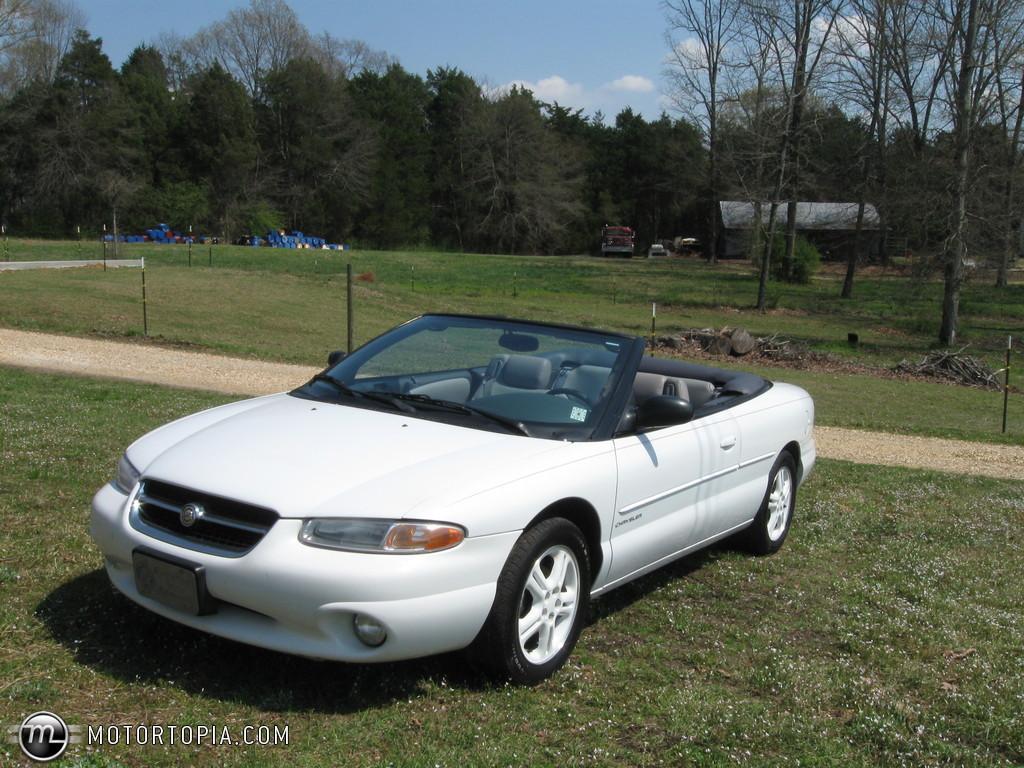 1997 Chrysler Sebring 16