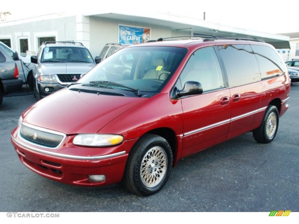 1997 Chrysler Town And Country - Information And Photos