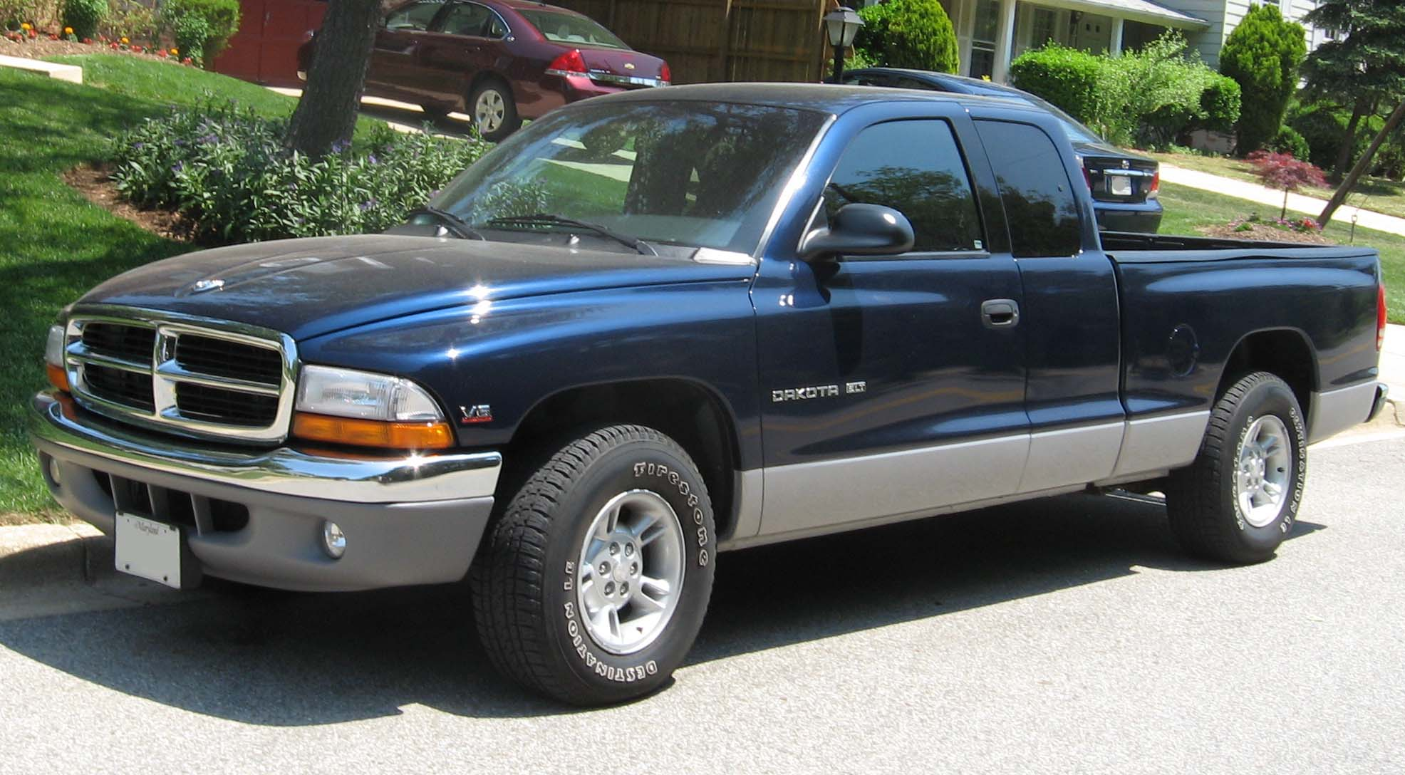 1997 Dodge Dakota #4 Dodge Dakota #4