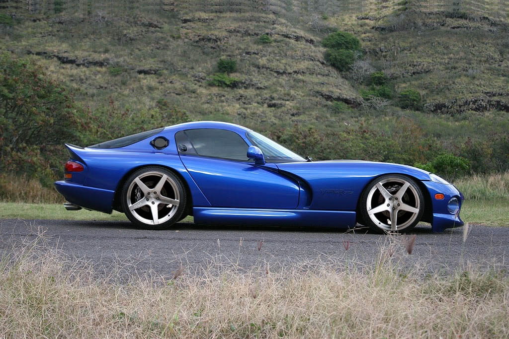 1997 Dodge Viper Information And Photos Zombiedrive