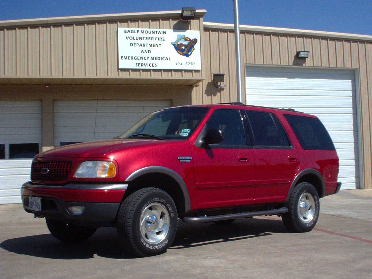 Ford Expedition #4