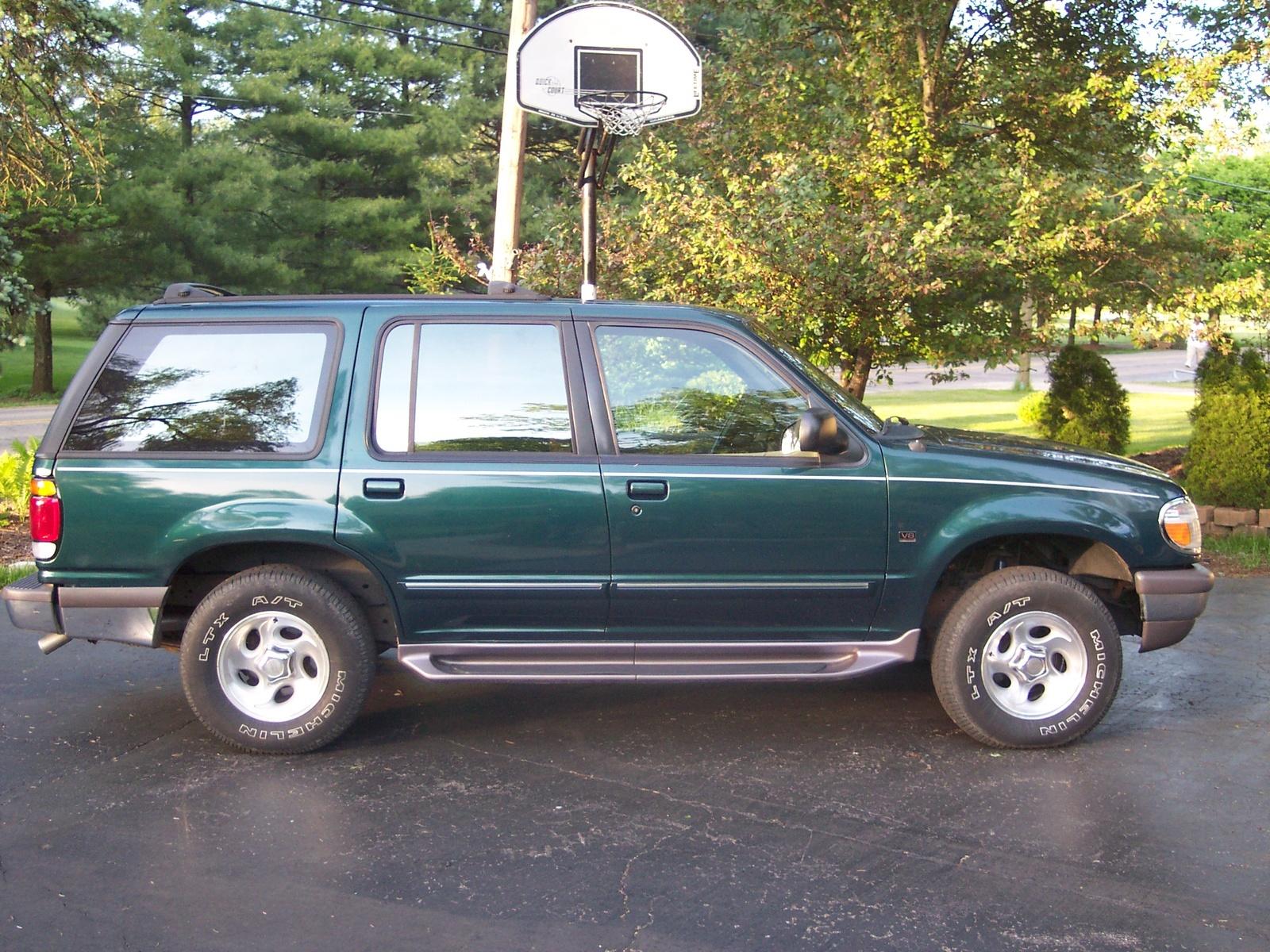 1997 Ford Explorer #7 Ford Explorer #7