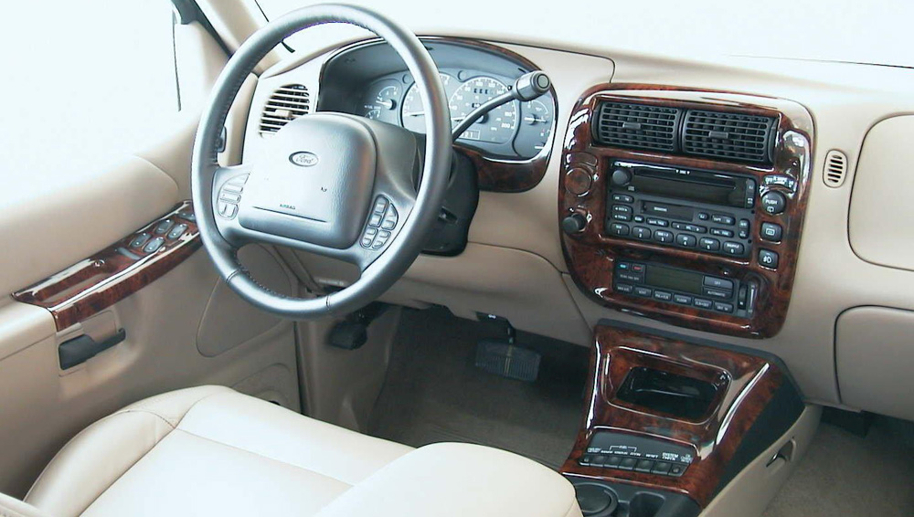 1997 Ford Explorer Image 14