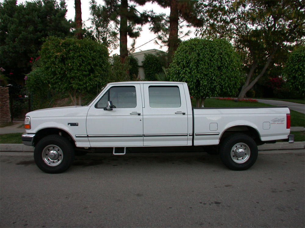 1997 Ford F 250 Information And Photos Zomb Drive