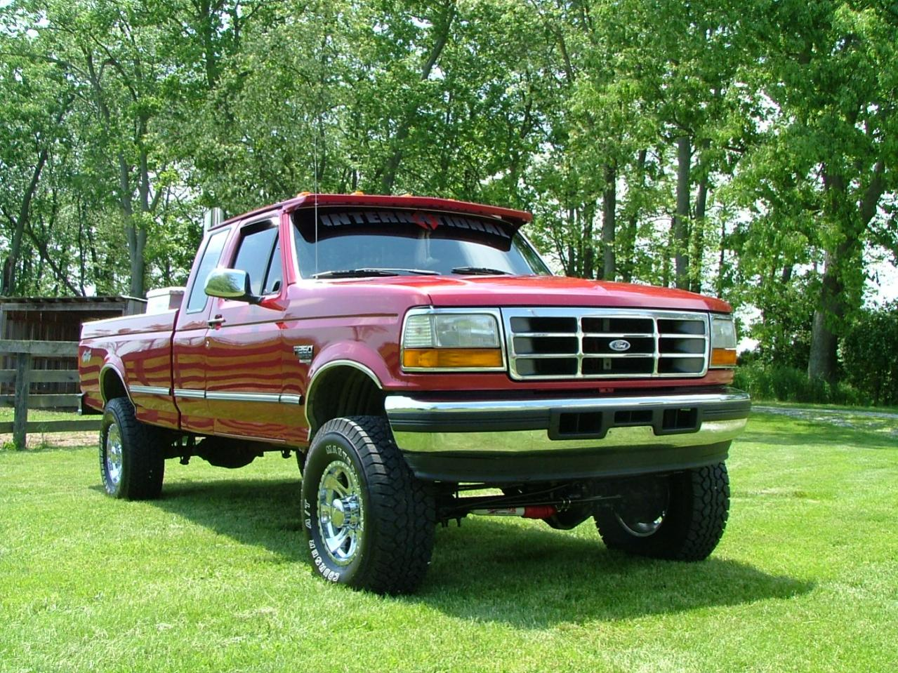 1997 ford f 250 image 3
