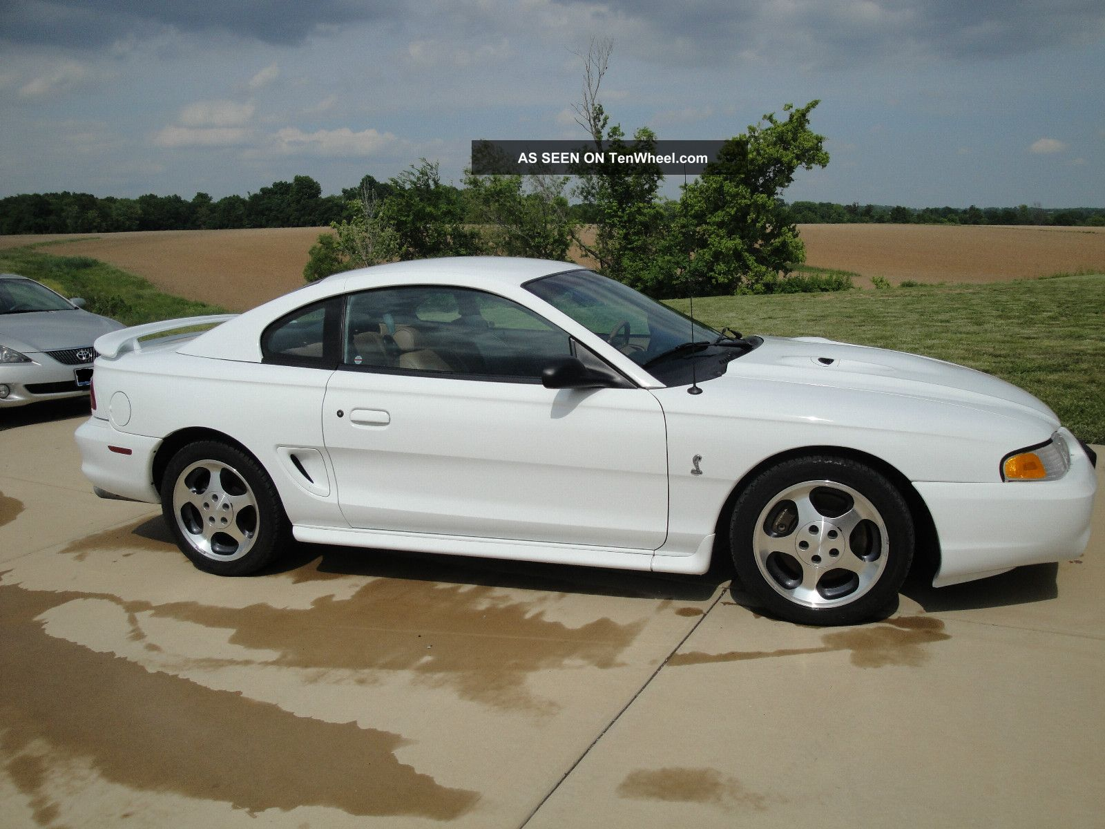 1997 ford mustang image 6
