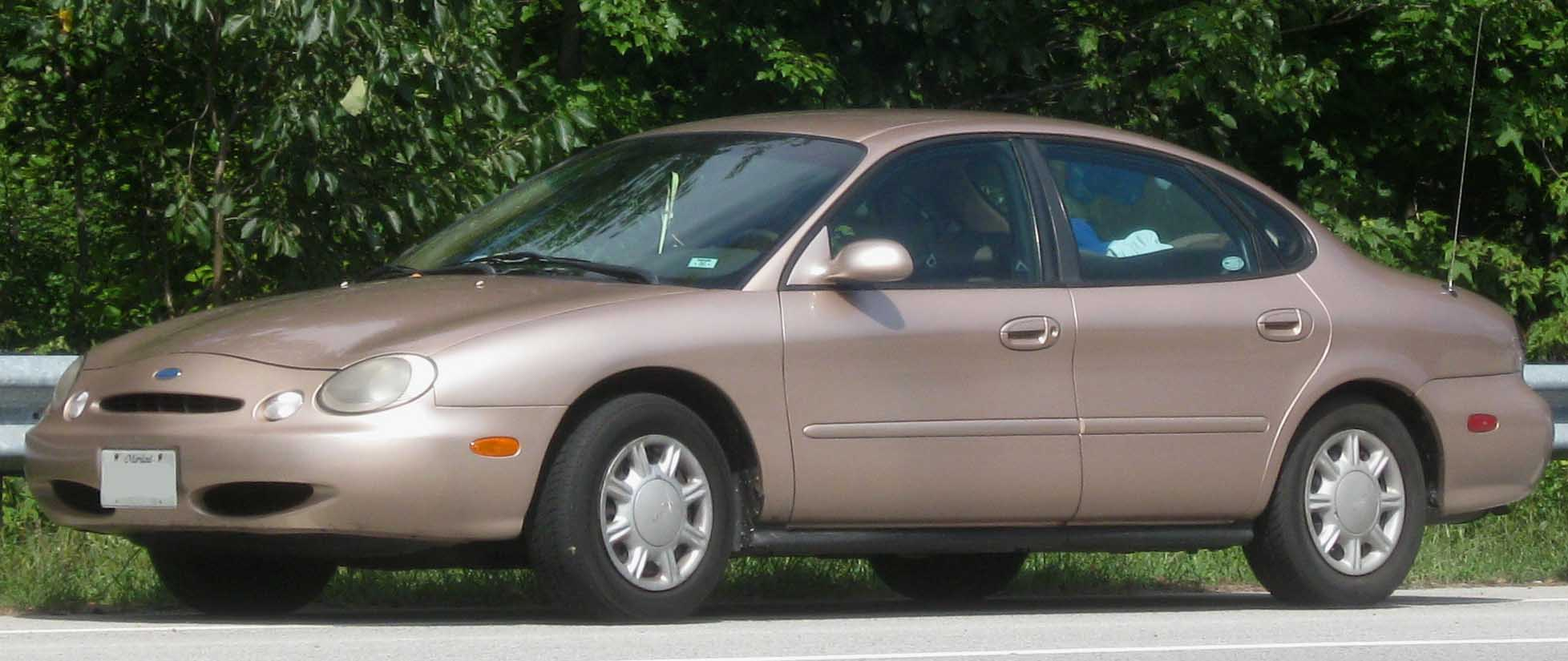 1997 ford taurus image 2