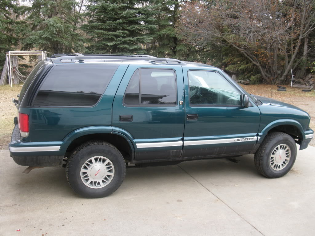 1997 GMC Jimmy #12 GMC Jimmy #12