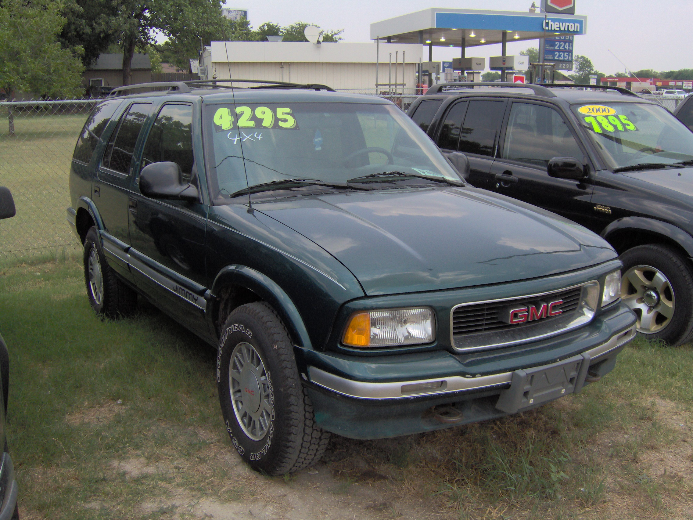 1997 GMC Jimmy #5 GMC Jimmy #5