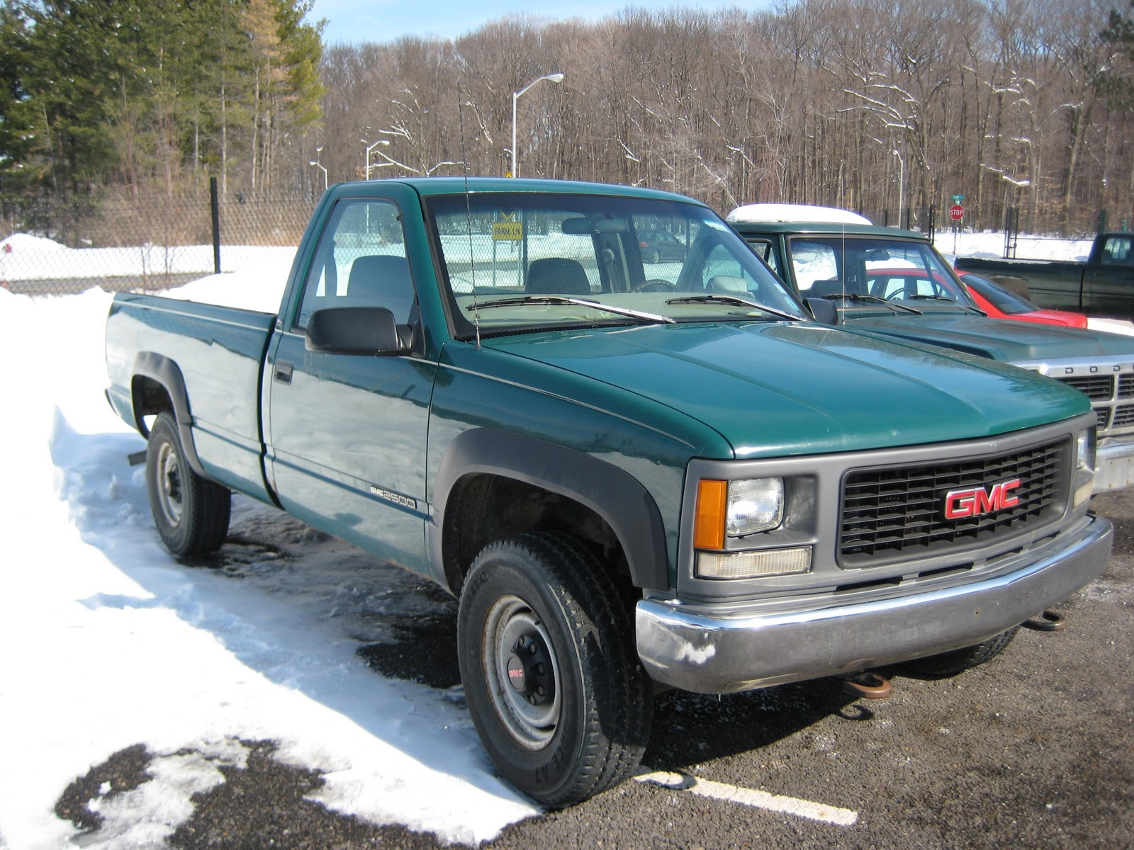 1997 GMC Sierra 2500 #2 GMC Sierra 2500 #2