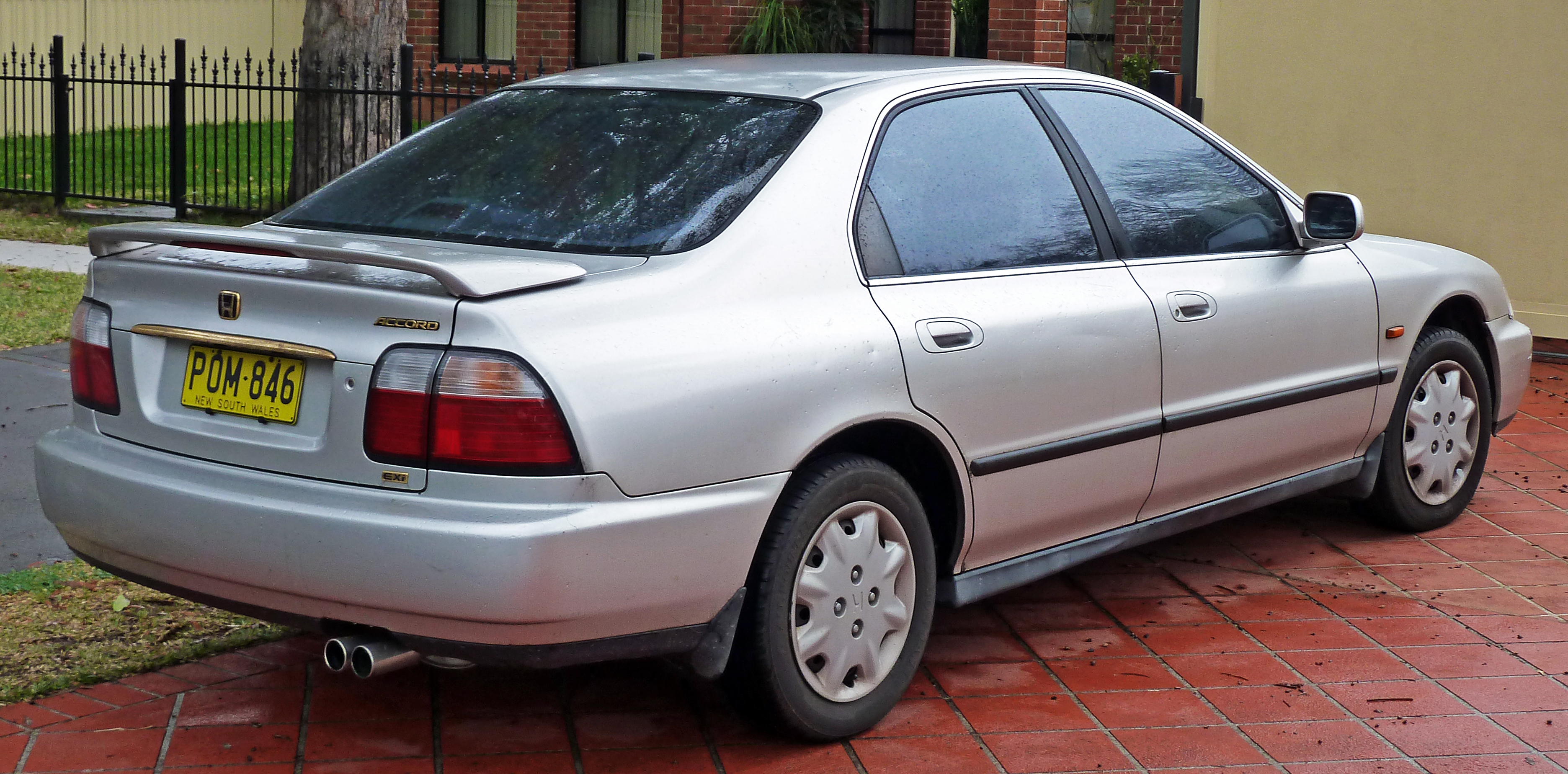 1997 Honda Accord #12 Honda Accord #12
