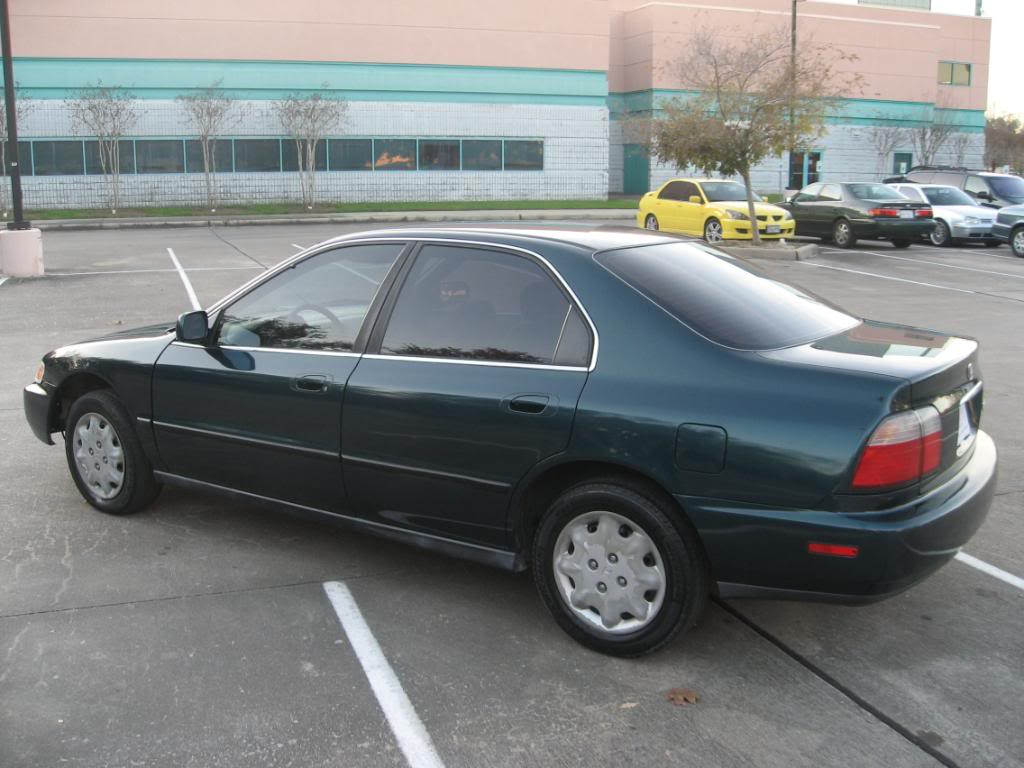 1997 Honda Accord #9 Honda Accord #9