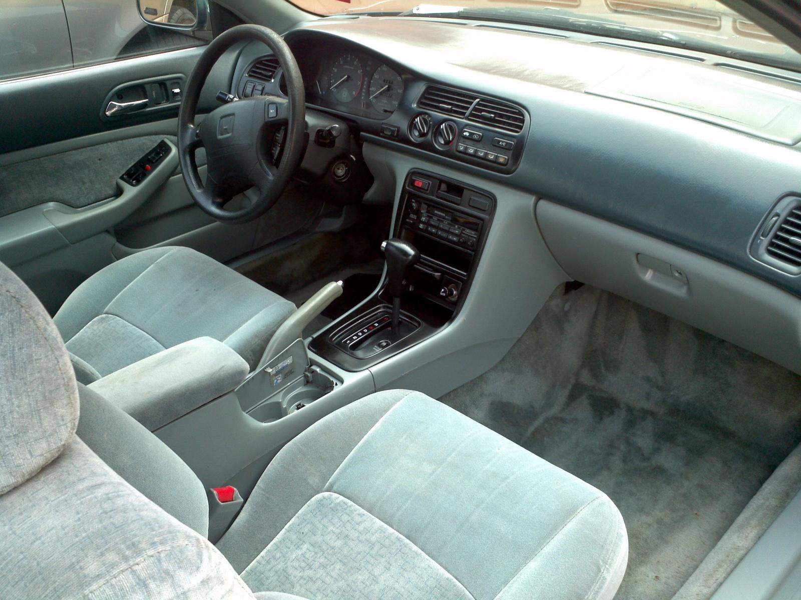 Хонда аккорд 1997 фото