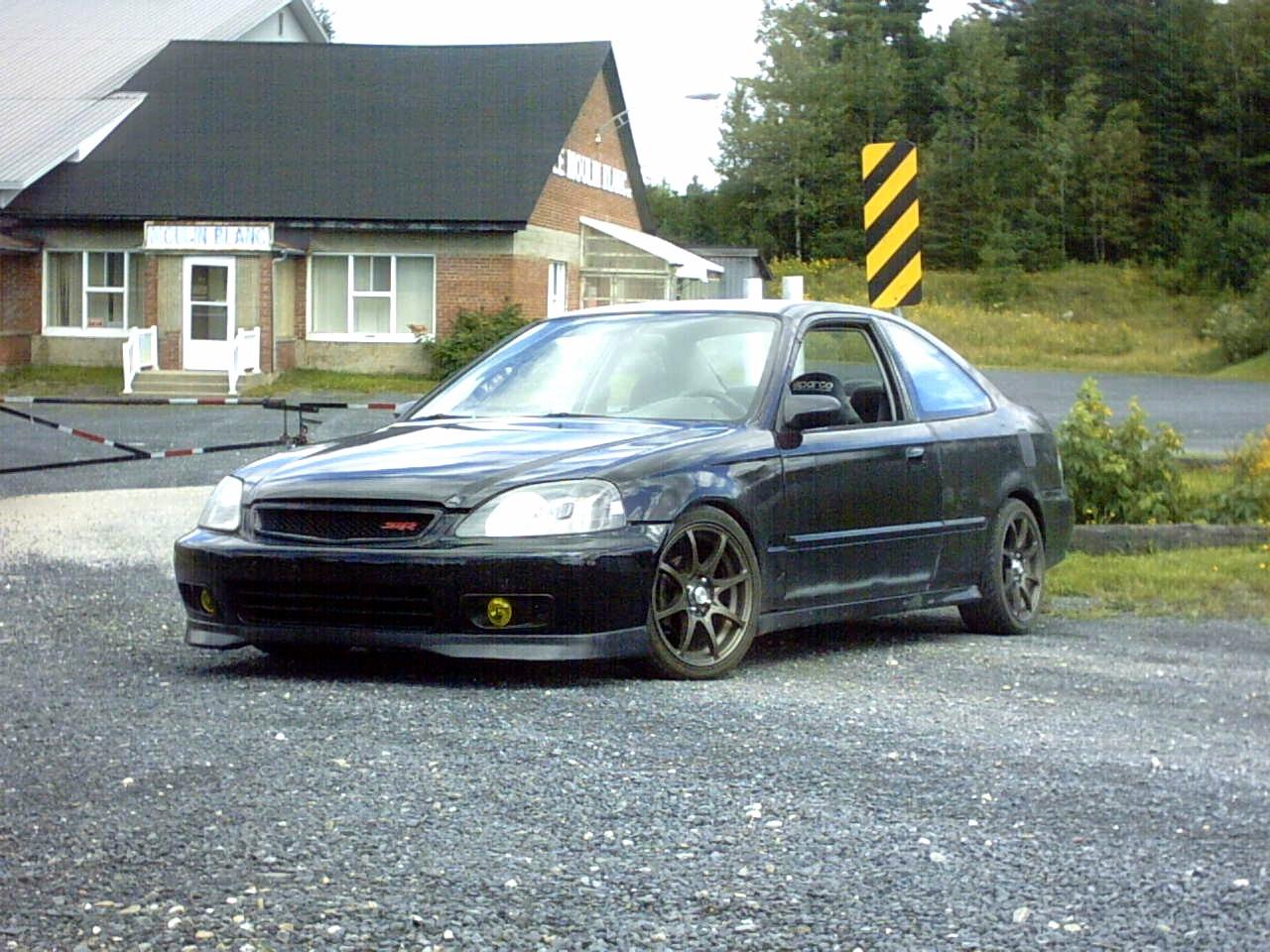1997 Honda Civic #14 Honda Civic #14
