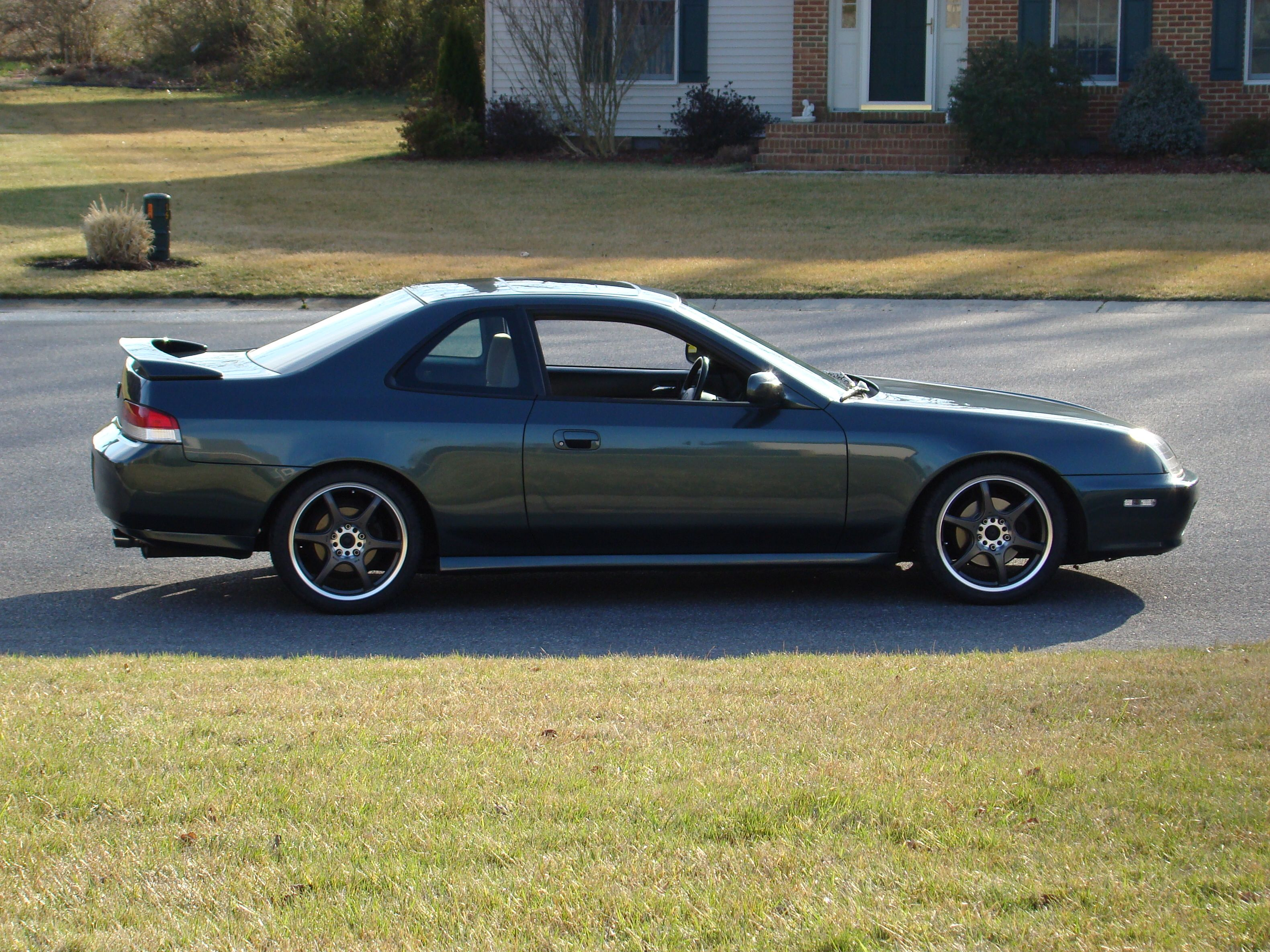 1997 honda prelude information and photos zombiedrive. Black Bedroom Furniture Sets. Home Design Ideas