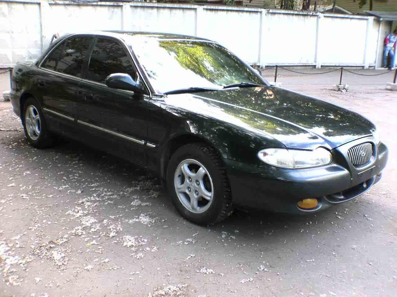 1997 Hyundai Sonata Image 4