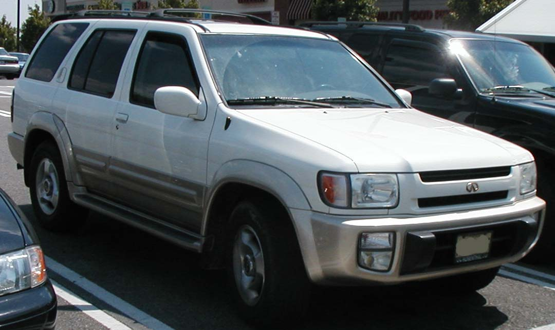 1997 infiniti qx4 review