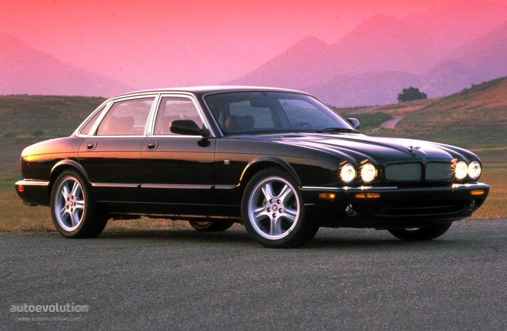 1997 Jaguar XJR #3 Jaguar XJR #3