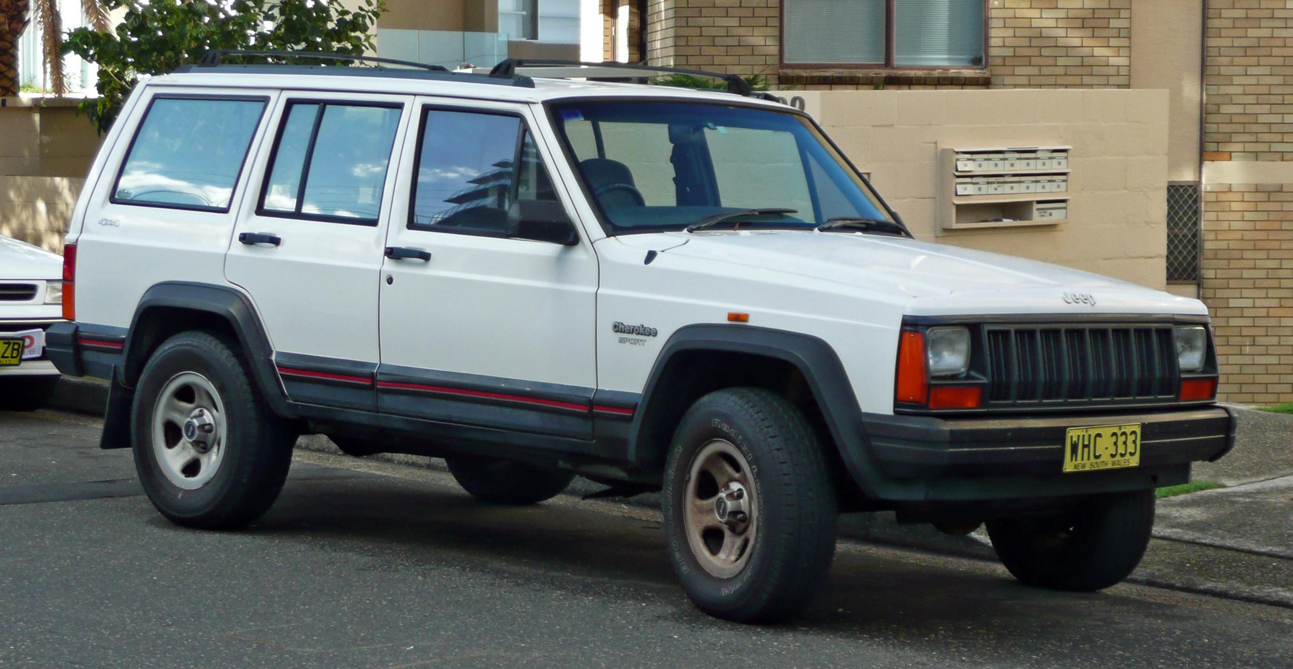 1997 Jeep Cherokee #7 Jeep Cherokee #7