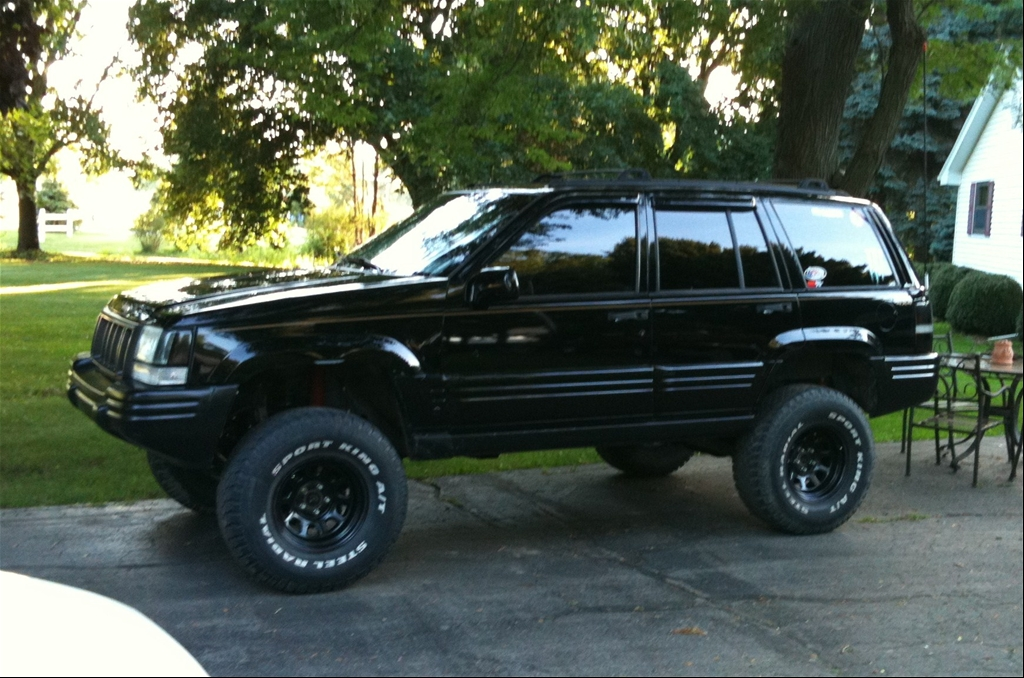 1997 Jeep Grand Cherokee Information And Photos