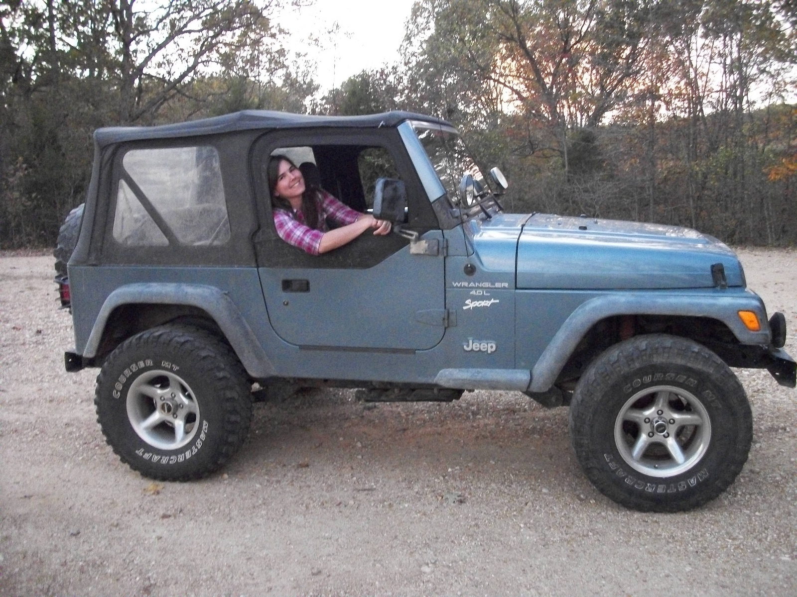 1997 Jeep Wrangler Information And Photos Zombiedrive