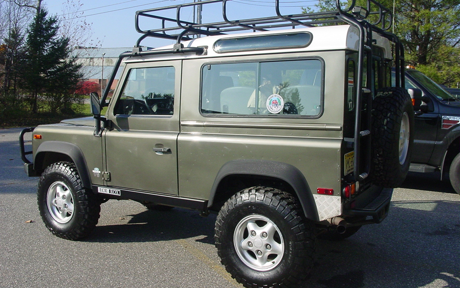 to behind lr hemmings blog discovery after bids rover land sale years rovers landrover farewell defender for def rwb the scenes